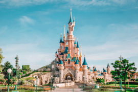 Disneyland Paris reopens July 15