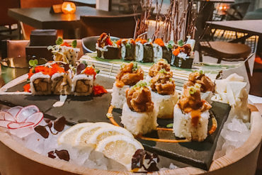 New restaurant in Dubai: Hanami at Andaz the Palm Dubai