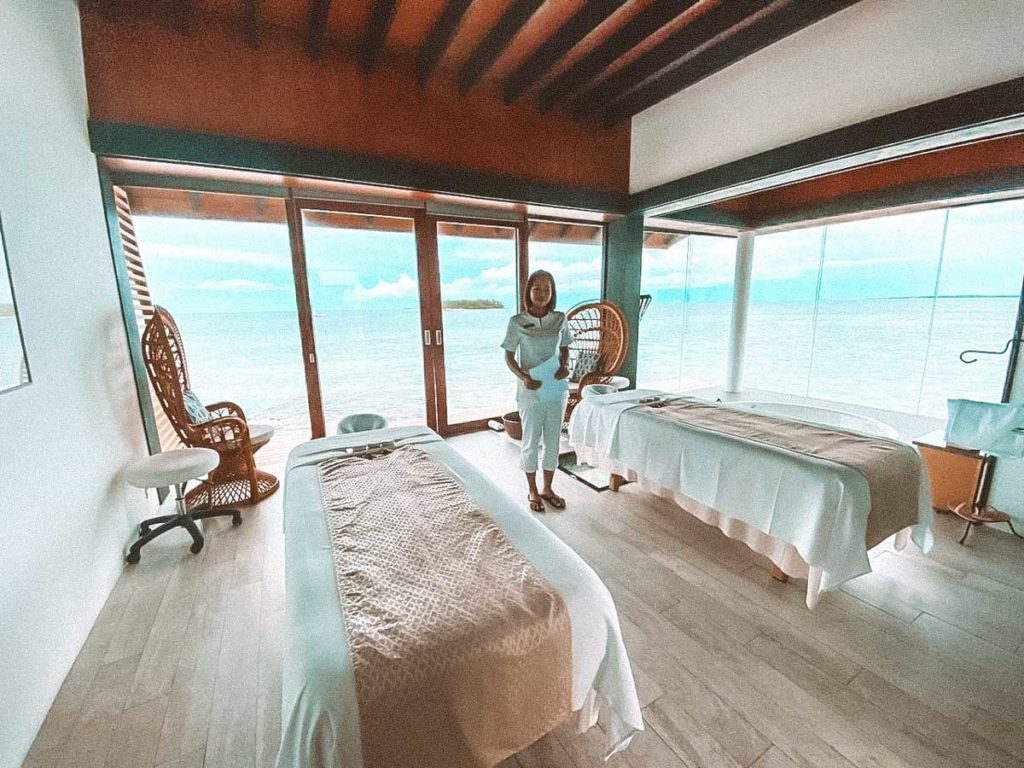 Westin Maldives Miriandhoo Spa