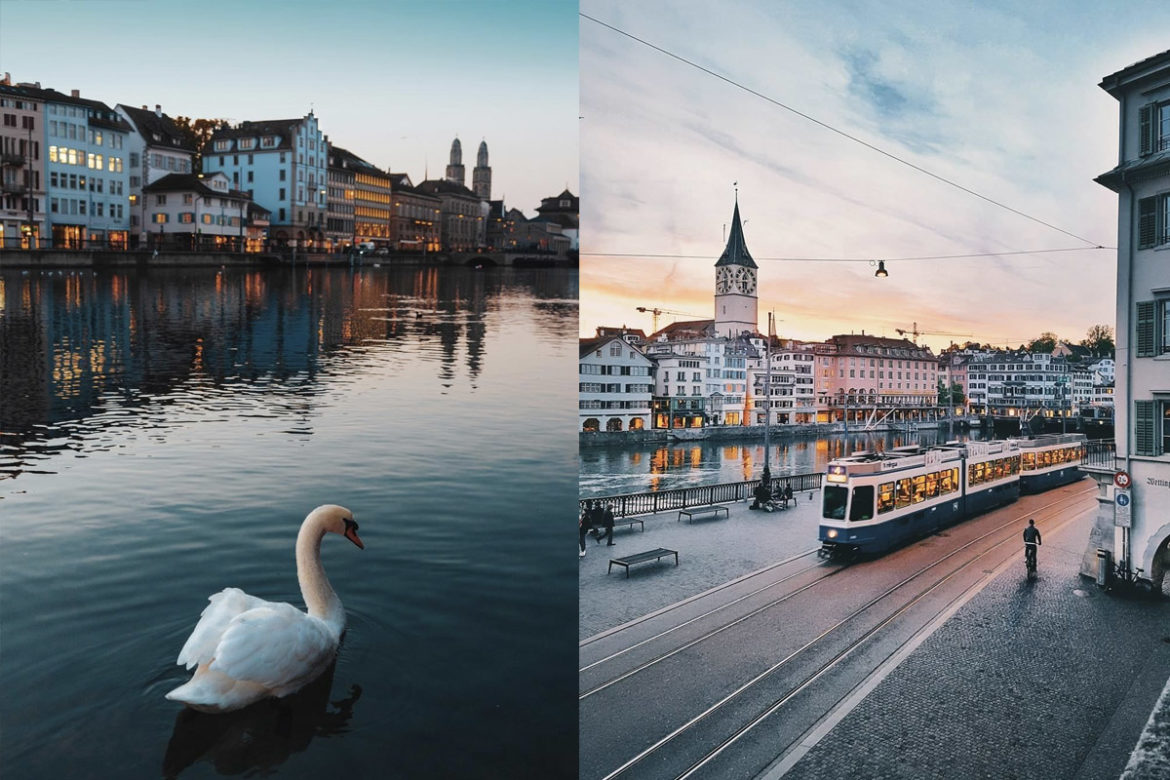 Top 5 things to do in Zurich
