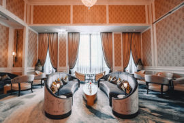 Mandarin Oriental Taipei, Luxury hotel in Taiwan