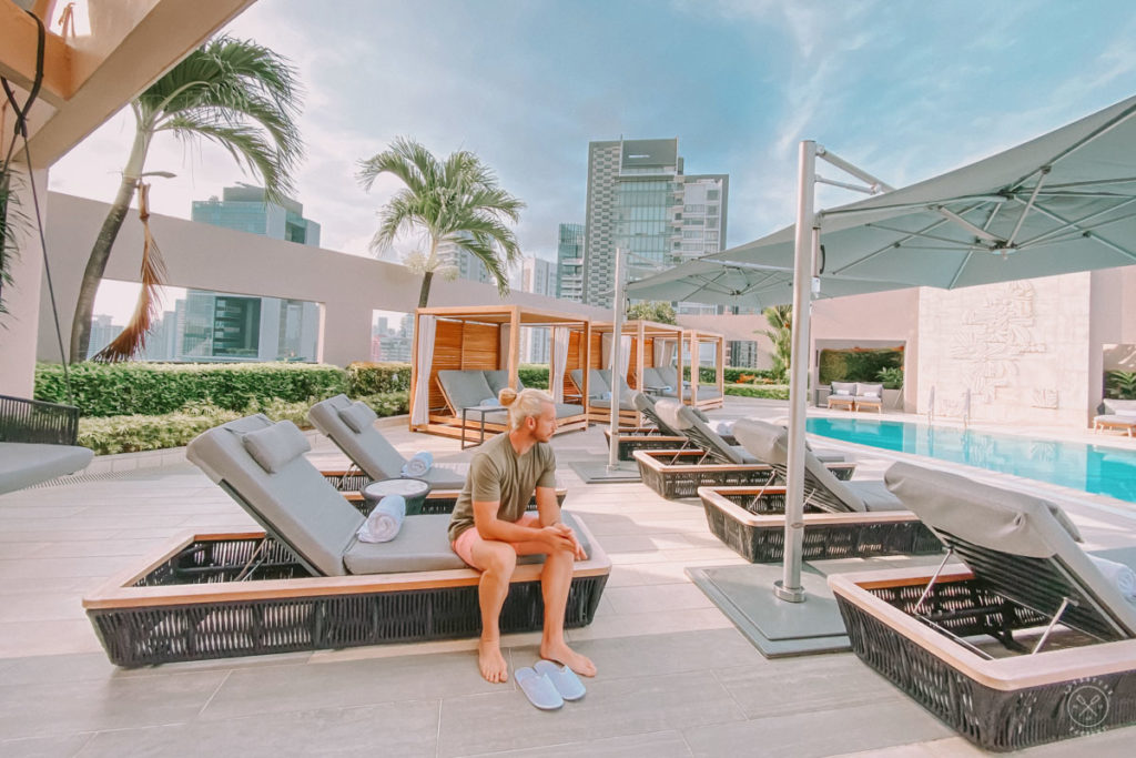 Staycations at Four Seasons Singapore