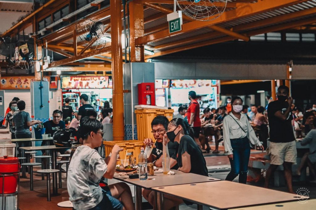 The Best Hawker Centres in Singapore
