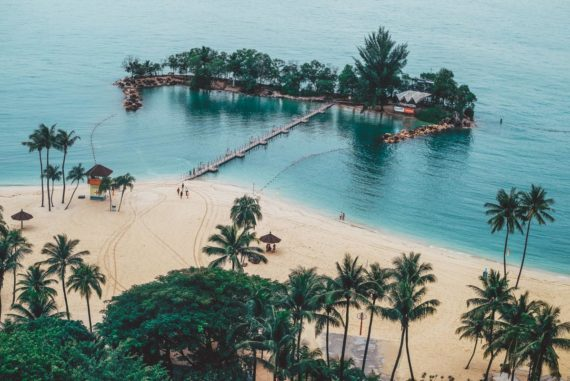 Sentosa Gives Free NDP Fun Passes To Singaporeans and PRs for For National Day 2020