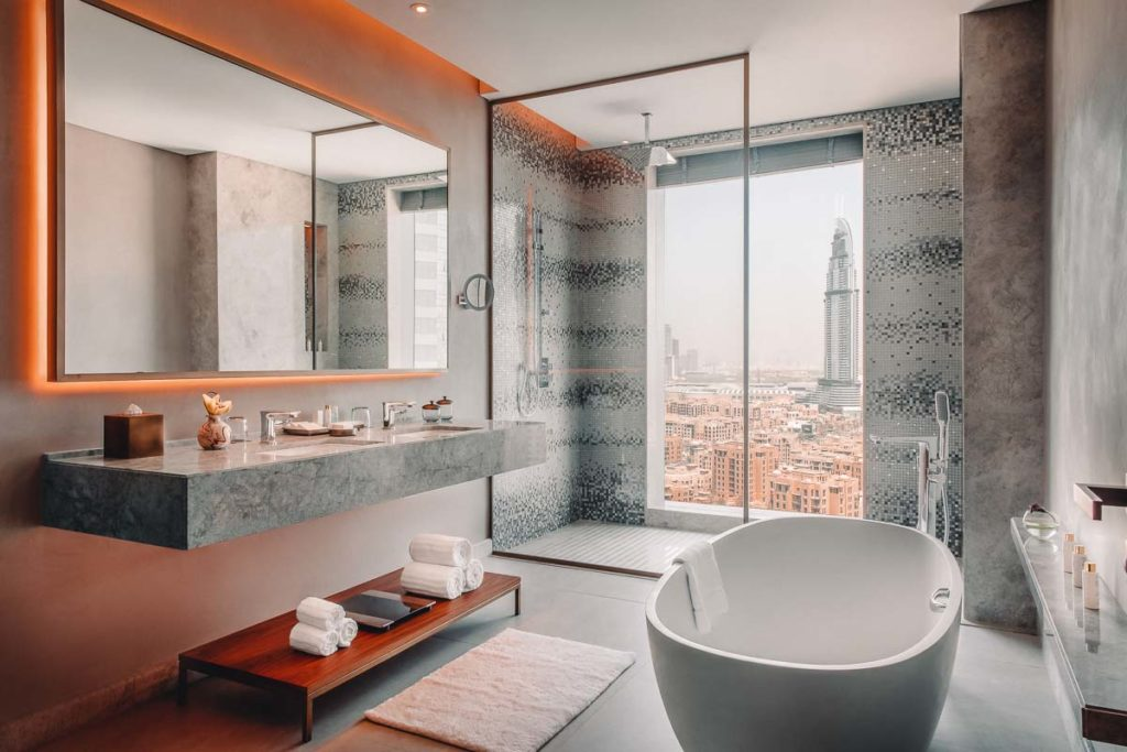Staycation in Dubai: Renaissance Downtown Hotel, Dubai Special Packages for Rooms, Spa and Pool Access