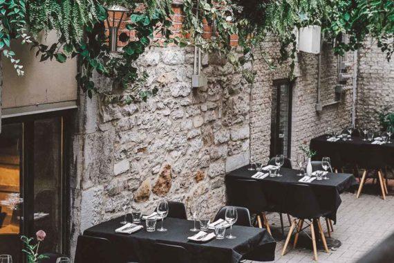 New restaurant in Montreal: 212