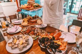 Singapore Brunches: So/Sofitel Mother of all towers
