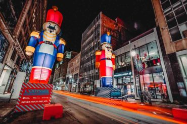 L'Odyssée, le réconfort d'hiver: A series of winter activities in downtown Montreal