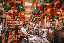 """Taste of Christmas"" at The Conrad Singapore's Oscars Restaurant"