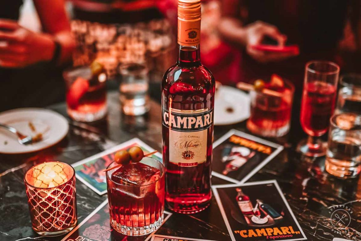 The InterContinental Negroni: Discover The Milanese Cocktail Culture With Campari