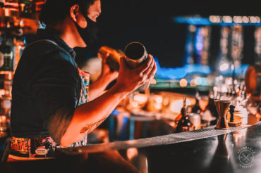 Celebrate the New Year in Singapore at Smoke and Mirrors