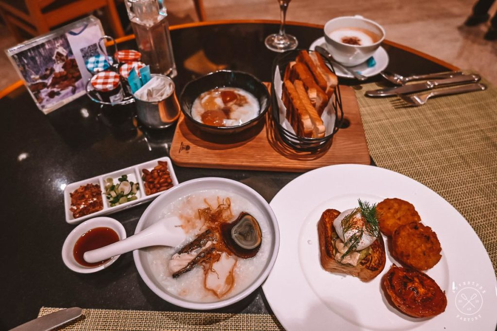 Conrad Centennial Singapore Staycation - Breakfast