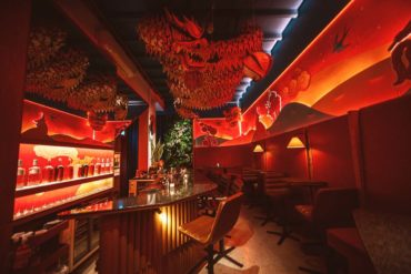 CNY Pop-Up at Junior The Pocket Bar with Rémy Martin