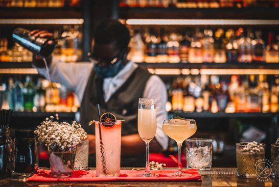 New Signature Cocktails at CÉ LA VI Singapore