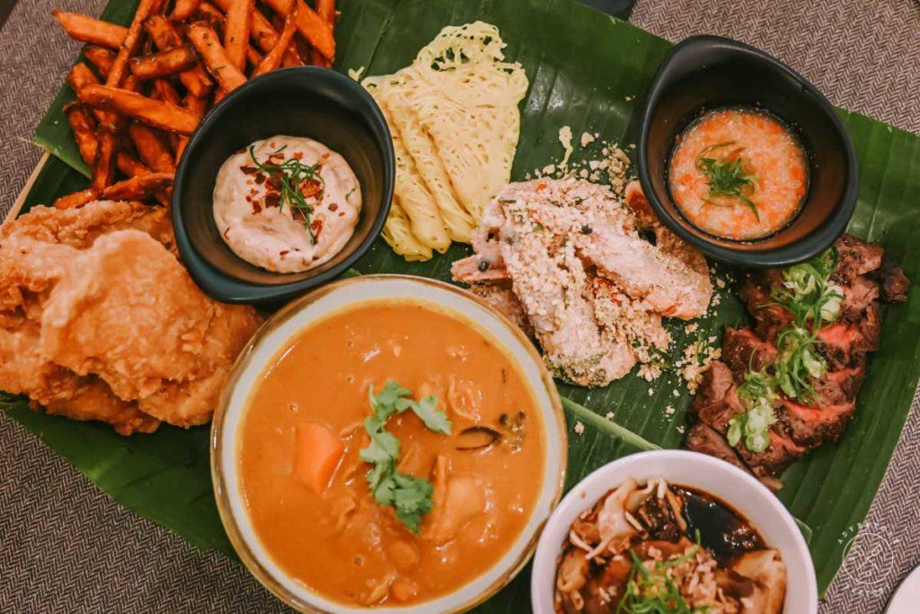 Singapore Brunch: Tingkats & Tipples at Nutmeg & Clove