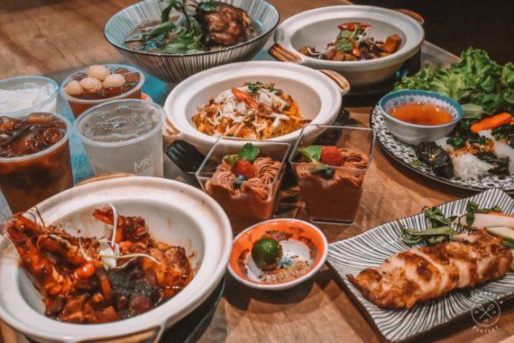 Vietnamese Restaurants in Singapore: Mrs Pho, 313@Somerset
