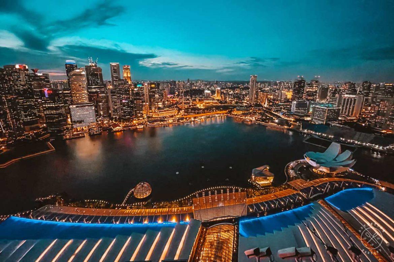 Singapore Lockdown 2021