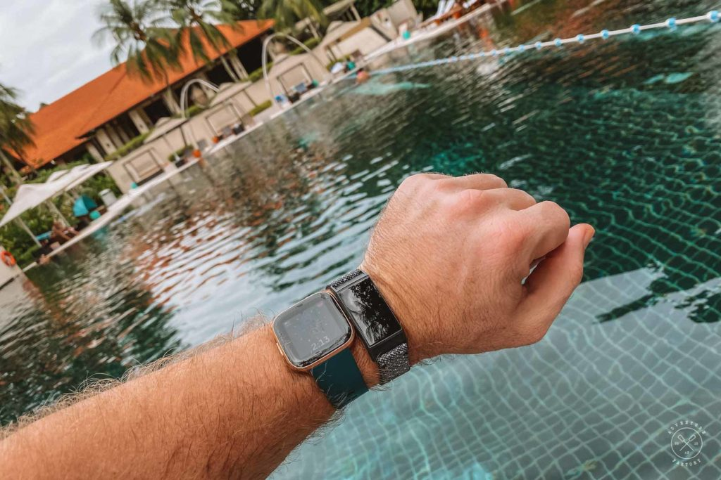 Tech Review: Fitbit Charge 4 vs Versa 2
